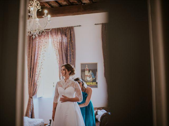 Il matrimonio di Emanuele e Monia a Roma, Roma 19