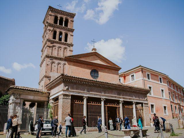 Il matrimonio di Emanuele e Monia a Roma, Roma 21