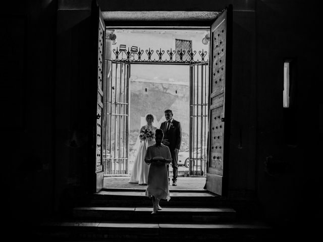 Il matrimonio di Emanuele e Monia a Roma, Roma 25