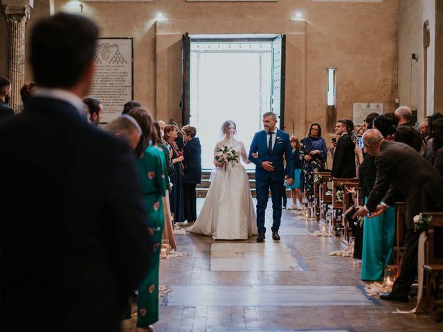 Il matrimonio di Emanuele e Monia a Roma, Roma 27