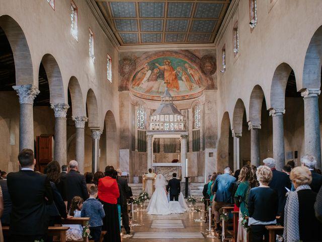 Il matrimonio di Emanuele e Monia a Roma, Roma 29