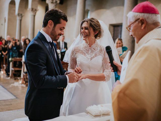Il matrimonio di Emanuele e Monia a Roma, Roma 31