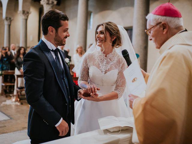 Il matrimonio di Emanuele e Monia a Roma, Roma 32