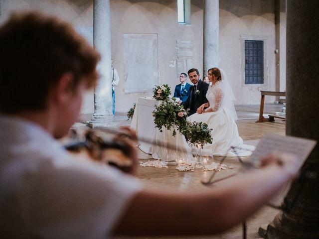 Il matrimonio di Emanuele e Monia a Roma, Roma 33