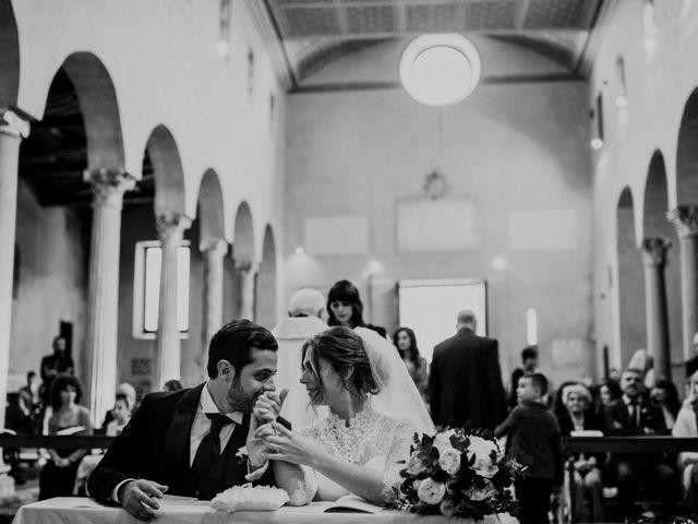 Il matrimonio di Emanuele e Monia a Roma, Roma 34