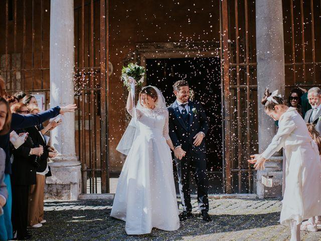Il matrimonio di Emanuele e Monia a Roma, Roma 36