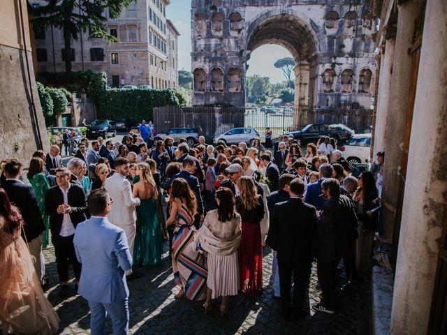 Il matrimonio di Emanuele e Monia a Roma, Roma 37