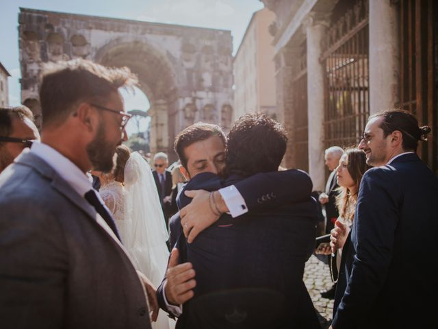 Il matrimonio di Emanuele e Monia a Roma, Roma 38