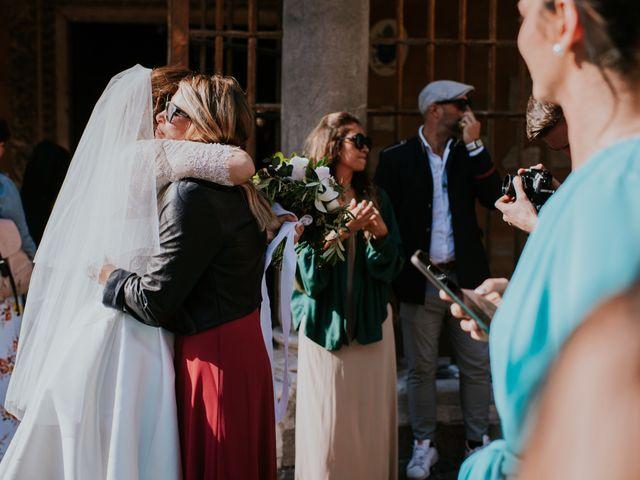 Il matrimonio di Emanuele e Monia a Roma, Roma 40