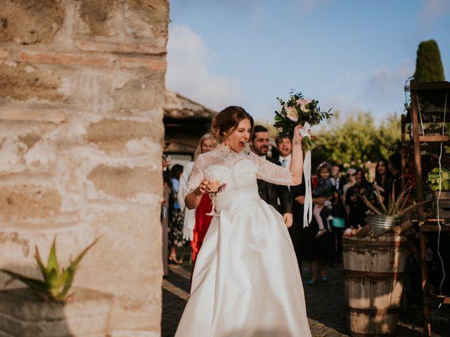 Il matrimonio di Emanuele e Monia a Roma, Roma 52