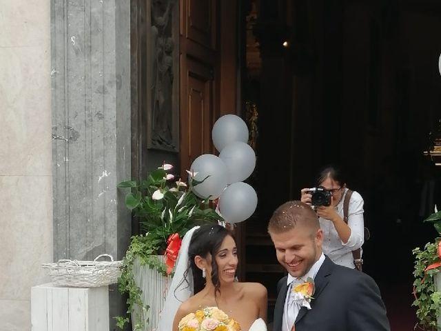 Il matrimonio di Marco e Ilenia a Vittuone, Milano 4