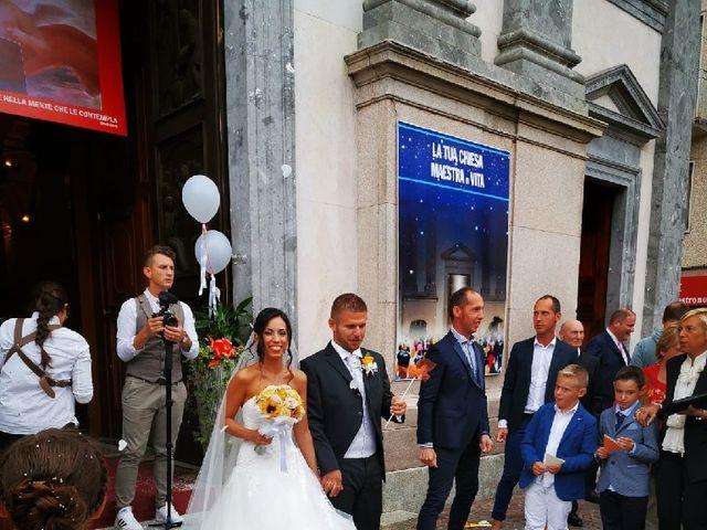 Il matrimonio di Marco e Ilenia a Vittuone, Milano 6