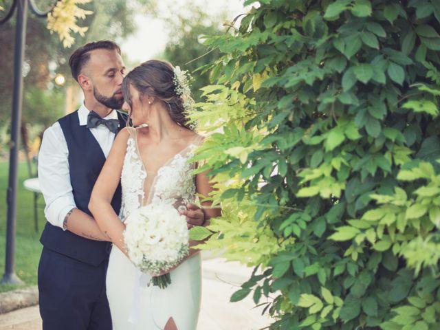 Le nozze di Ilaria e Gaetano