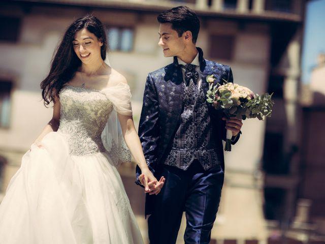 Le nozze di Cinzia e Daniele