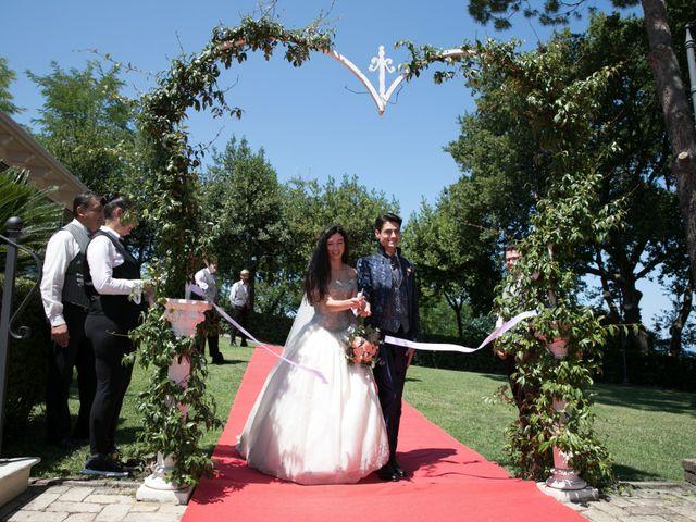 Il matrimonio di Daniele e Cinzia a San Benedetto del Tronto, Ascoli Piceno 20
