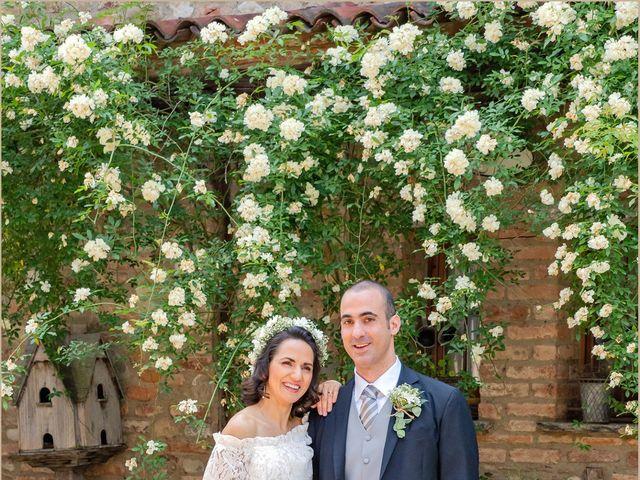 Le nozze di Violeta e Enrico