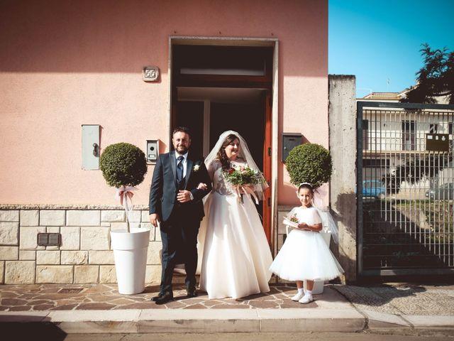 Il matrimonio di Alessandro e Veronica a San Michele Salentino, Brindisi 21