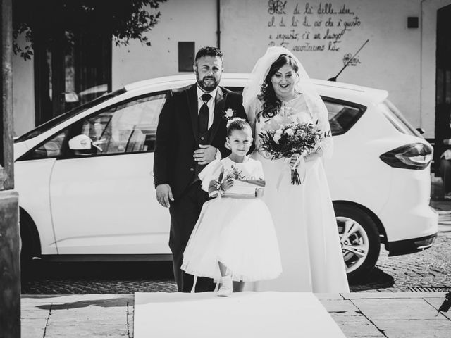 Il matrimonio di Alessandro e Veronica a San Michele Salentino, Brindisi 22