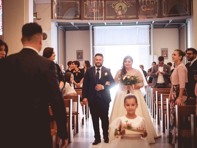 Il matrimonio di Alessandro e Veronica a San Michele Salentino, Brindisi 25