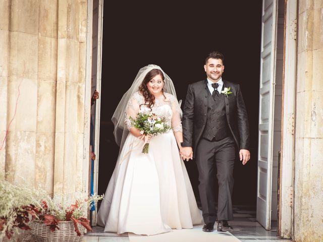Il matrimonio di Alessandro e Veronica a San Michele Salentino, Brindisi 33