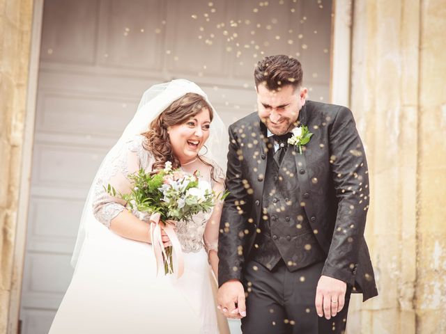 Il matrimonio di Alessandro e Veronica a San Michele Salentino, Brindisi 35