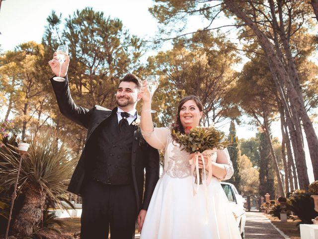 Il matrimonio di Alessandro e Veronica a San Michele Salentino, Brindisi 41