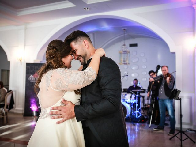 Il matrimonio di Alessandro e Veronica a San Michele Salentino, Brindisi 43