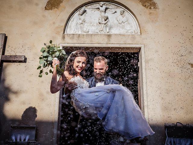 Il matrimonio di Dario e Martina a Livorno, Livorno 17