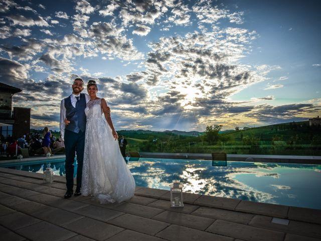 Le nozze di Irina e Andrea