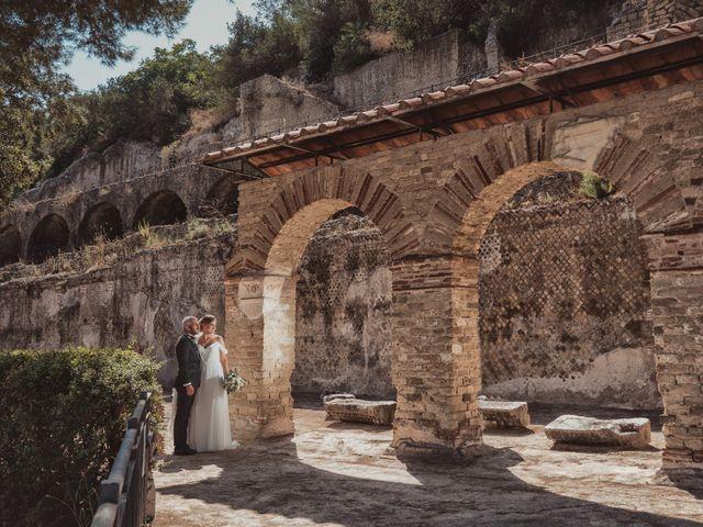 Il matrimonio di Antonio e Alessia a Bacoli, Napoli 43