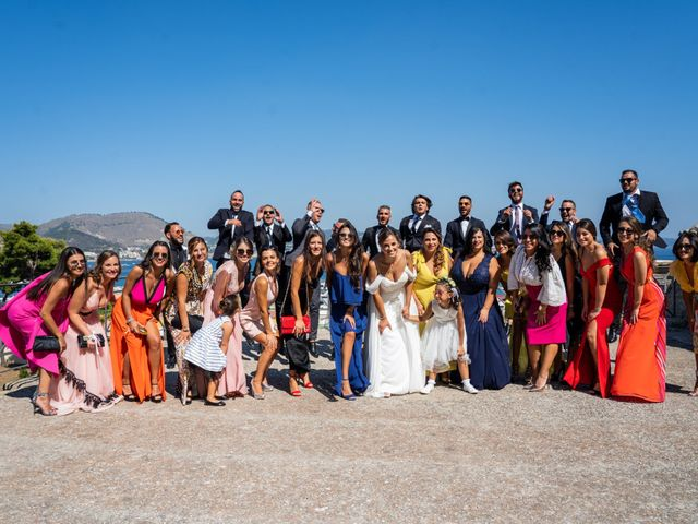 Il matrimonio di Antonio e Alessia a Bacoli, Napoli 49