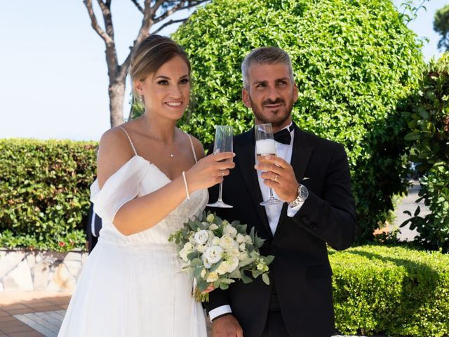 Il matrimonio di Antonio e Alessia a Bacoli, Napoli 60