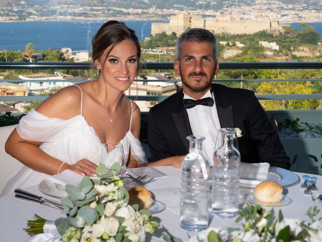 Il matrimonio di Antonio e Alessia a Bacoli, Napoli 77