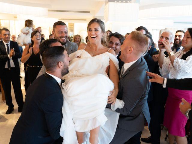 Il matrimonio di Antonio e Alessia a Bacoli, Napoli 86