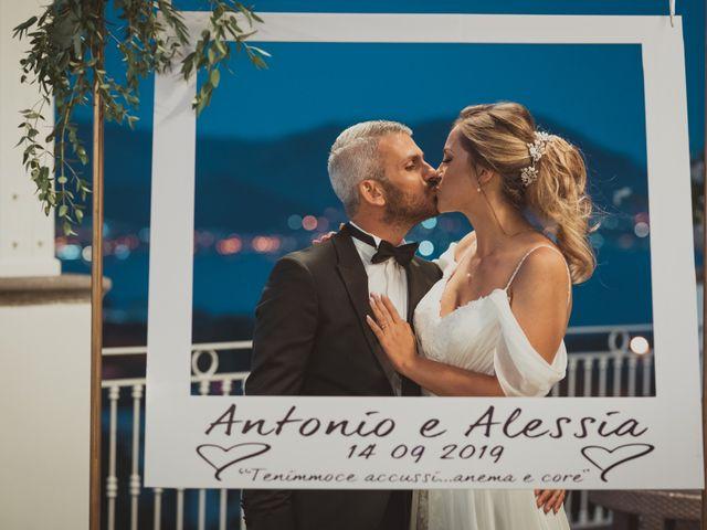 Il matrimonio di Antonio e Alessia a Bacoli, Napoli 112