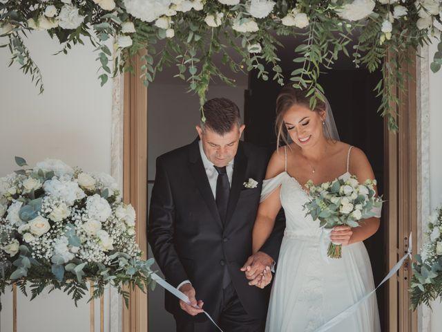 Il matrimonio di Antonio e Alessia a Bacoli, Napoli 142
