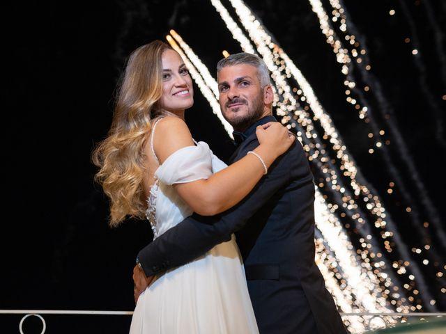 Il matrimonio di Antonio e Alessia a Bacoli, Napoli 145