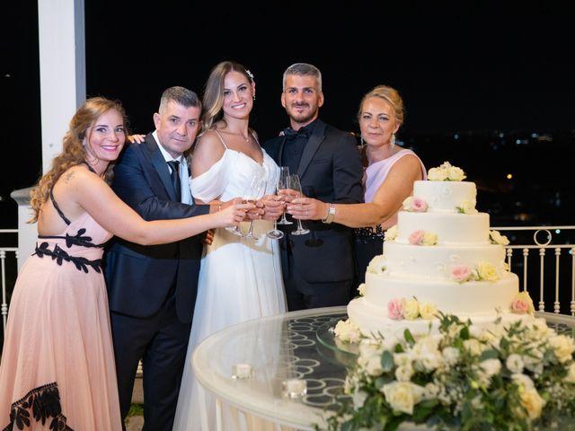 Il matrimonio di Antonio e Alessia a Bacoli, Napoli 148