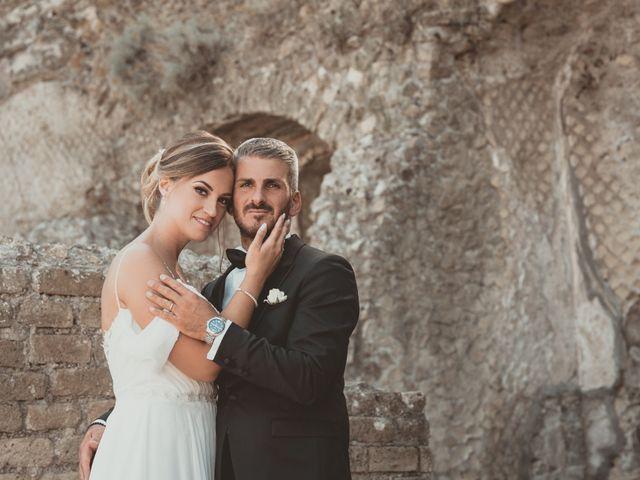 Il matrimonio di Antonio e Alessia a Bacoli, Napoli 165