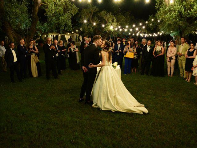 Le nozze di Stefania e Damiano