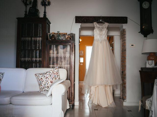 Il matrimonio di Soren e Giada a Longiano, Forlì-Cesena 22