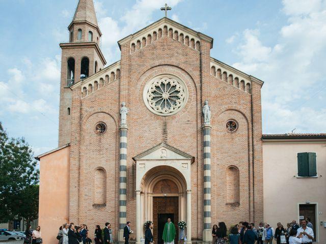 Il matrimonio di Soren e Giada a Longiano, Forlì-Cesena 41
