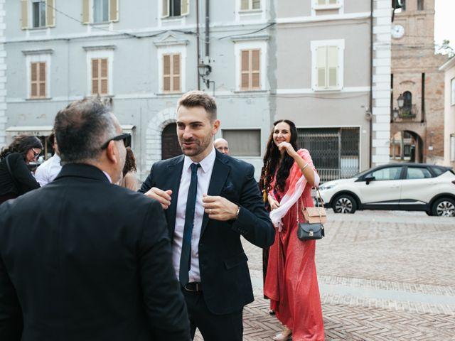 Il matrimonio di Soren e Giada a Longiano, Forlì-Cesena 42