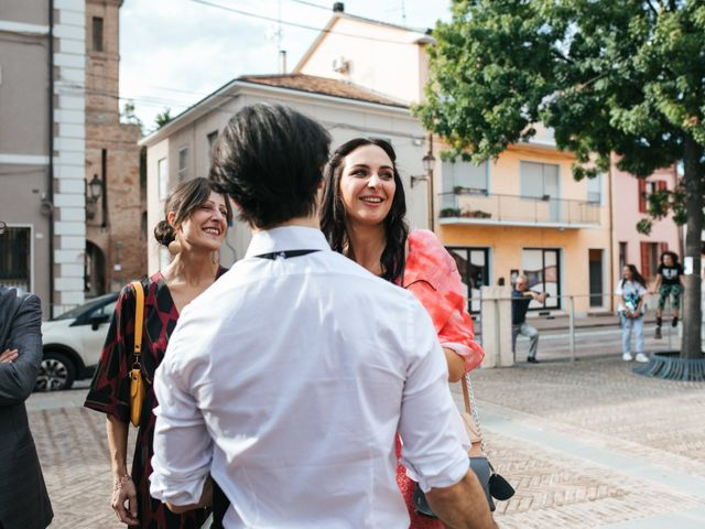Il matrimonio di Soren e Giada a Longiano, Forlì-Cesena 43