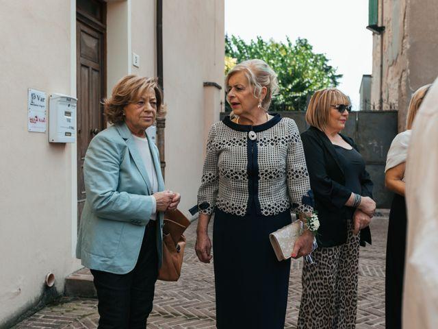 Il matrimonio di Soren e Giada a Longiano, Forlì-Cesena 45