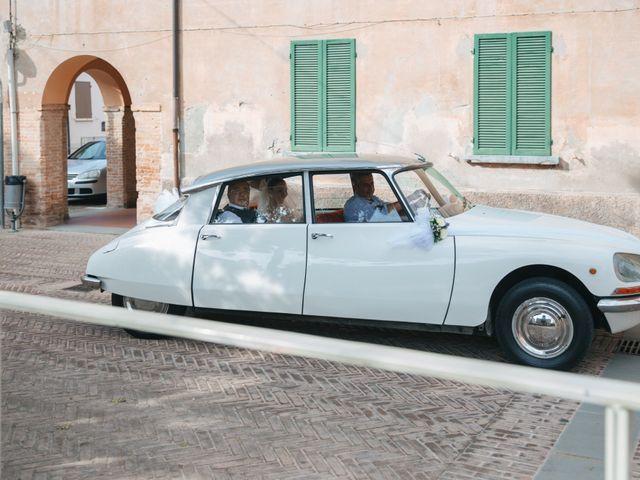 Il matrimonio di Soren e Giada a Longiano, Forlì-Cesena 46