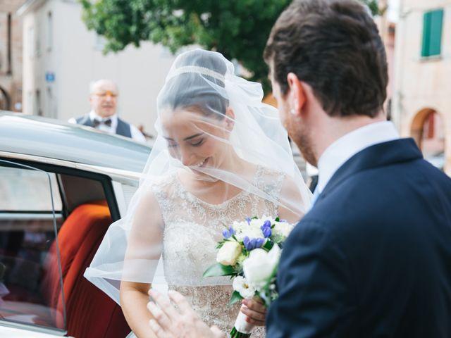 Il matrimonio di Soren e Giada a Longiano, Forlì-Cesena 47