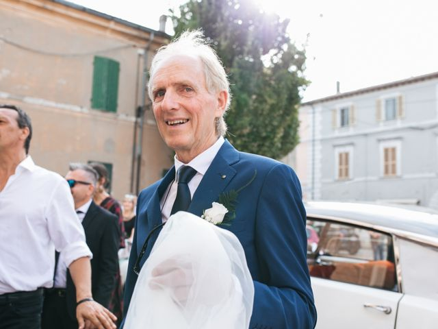 Il matrimonio di Soren e Giada a Longiano, Forlì-Cesena 48