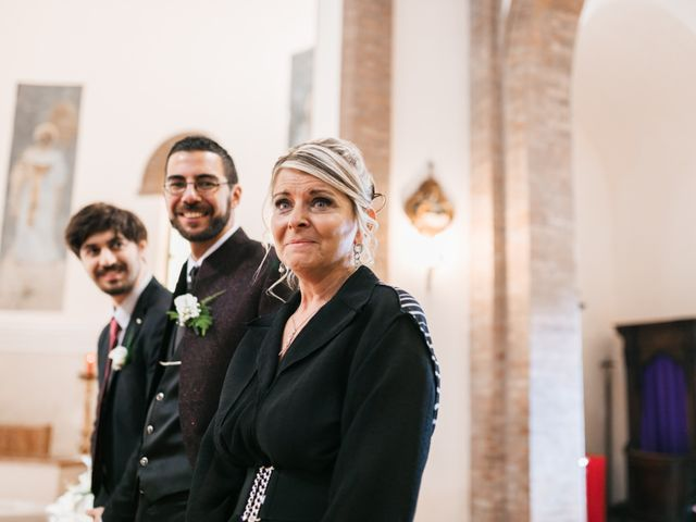 Il matrimonio di Soren e Giada a Longiano, Forlì-Cesena 51