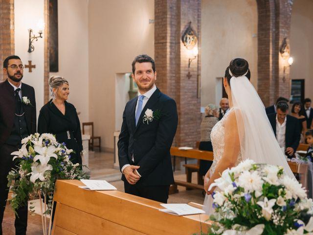 Il matrimonio di Soren e Giada a Longiano, Forlì-Cesena 55